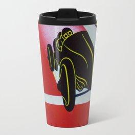 Vintage Label Travel Mug