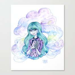 Twyla of Monster High  Canvas Print