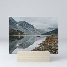 Norway I - Landscape and Nature Photography Mini Art Print