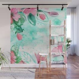 Watercolor Bliss Wall Mural