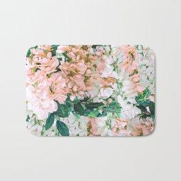 1992 Floral Bath Mat