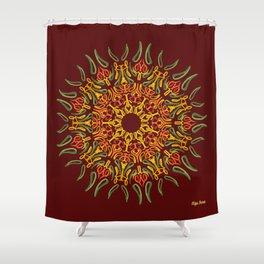 Cooper (Vino) Shower Curtain