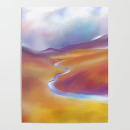 Moors and Mountains Poster