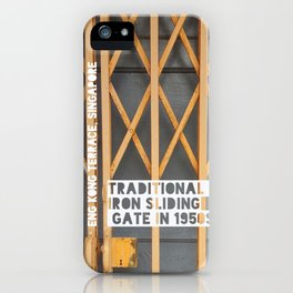 VINTAGE iPhone Case
