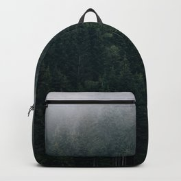 Mystic Pines - A Forest in the Fog Backpack