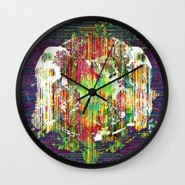Rare Earth 2 Wall Clock