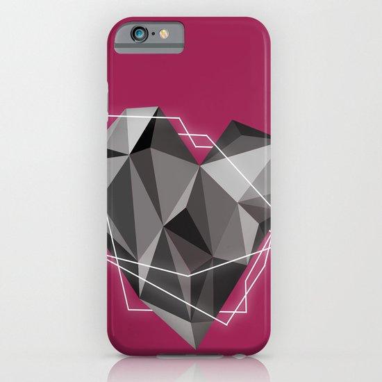 Geometric Heart  iPhone & iPod Case