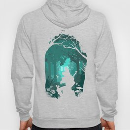 Ocarina in the Woods Hoody