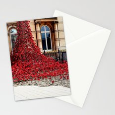 Poppies - City of Culture 2017, Hull Stationery Cards