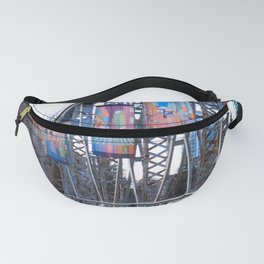 100 Years of Bridge Fanny Pack