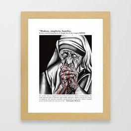 Theresa Framed Art Print