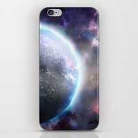 planet iPhone & iPod Skins featuring Planet by Øyvind Lien