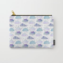 Every Cloud Has a Silver Lining Carry-All Pouch