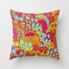 Shabby flowers #19 Throw Pillow