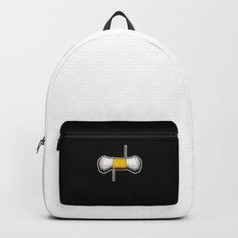 Bone Backpack