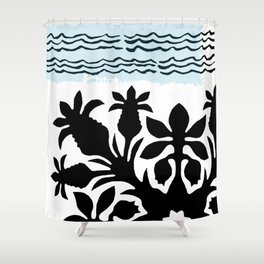 Aina Kai 01 Shower Curtain