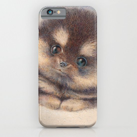 Pomeranian iPhone & iPod Case