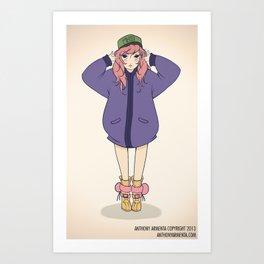 capone Art Print