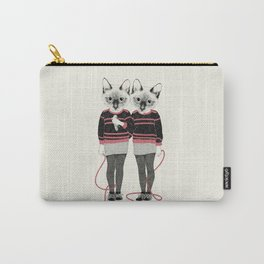 siamese twins Carry-All Pouch