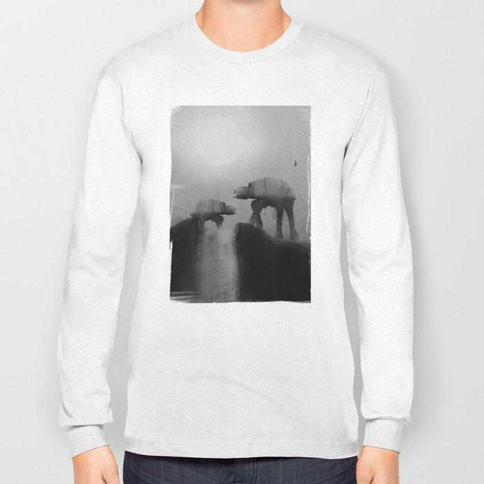 Big Walker Is Watching You Long Sleeve T-shirt