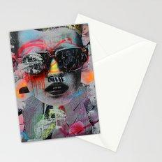 Graffiti Wall NYC Stationery Cards