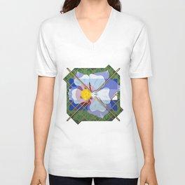 Altered State Flower: CO Unisex V-Neck