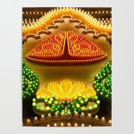 Colorful decorations Poster