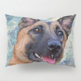 Malinois  - Belgian shepherd - Mechelaar Pillow Sham