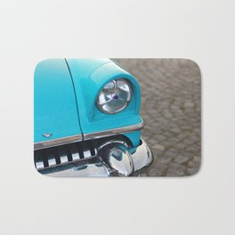 American retro car Bath Mat