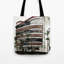 78 Yong Siak Road Tote Bag