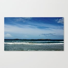 Waves - East Strand, Ireland Canvas Print