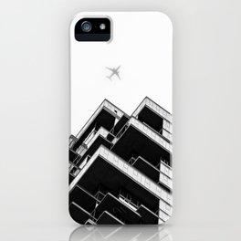 56 Leonard Street skyscraper in Tribeca, New York City iPhone Case