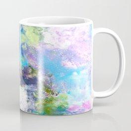 Luminous Rose Petals 2 Coffee Mug