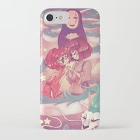 spirited away iPhone & iPod Cases featuring Spirited Away  by SweetOwls