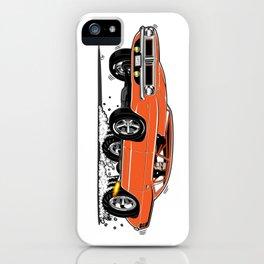 1972 Cuda iPhone Case
