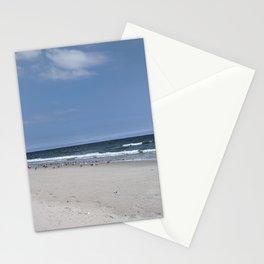 Summer at Rockaway Beach Stationery Cards