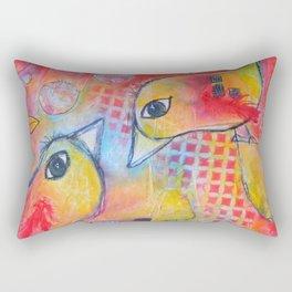 Moqueur Rectangular Pillow