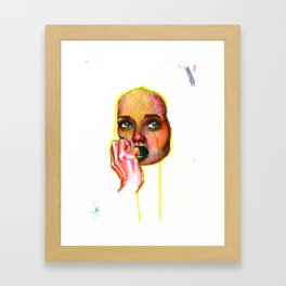 Untitled 09 Framed Art Print