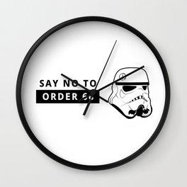 Execute Order 66  Wall Clock