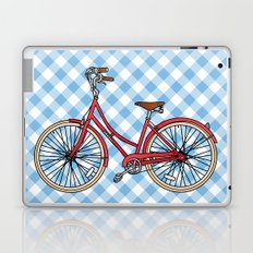 His Bicycle Laptop & iPad Skin