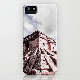 Dzibilchaltun iPhone Case