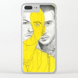 morphing Clear iPhone Case