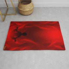 Color Meditation - Red Rug