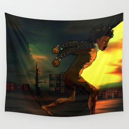 Something About Adwelle Wall Tapestry
