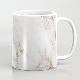 Artico marble - rose gold accents Coffee Mug