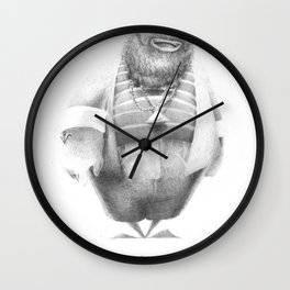 Big Chap Wall Clock
