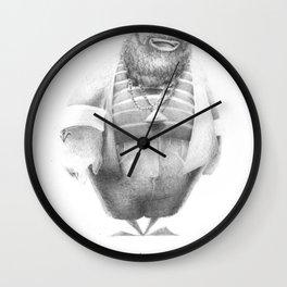 Big Chap Wall Clock