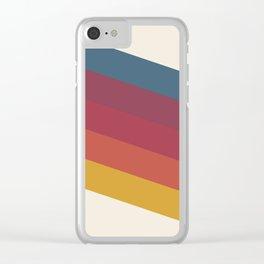 Manat Clear iPhone Case