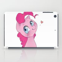 mlp iPad Cases featuring Pinkie Pie MLP Cuteness by oouichi