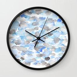 150725 My Happy Bubbles 15 Wall Clock